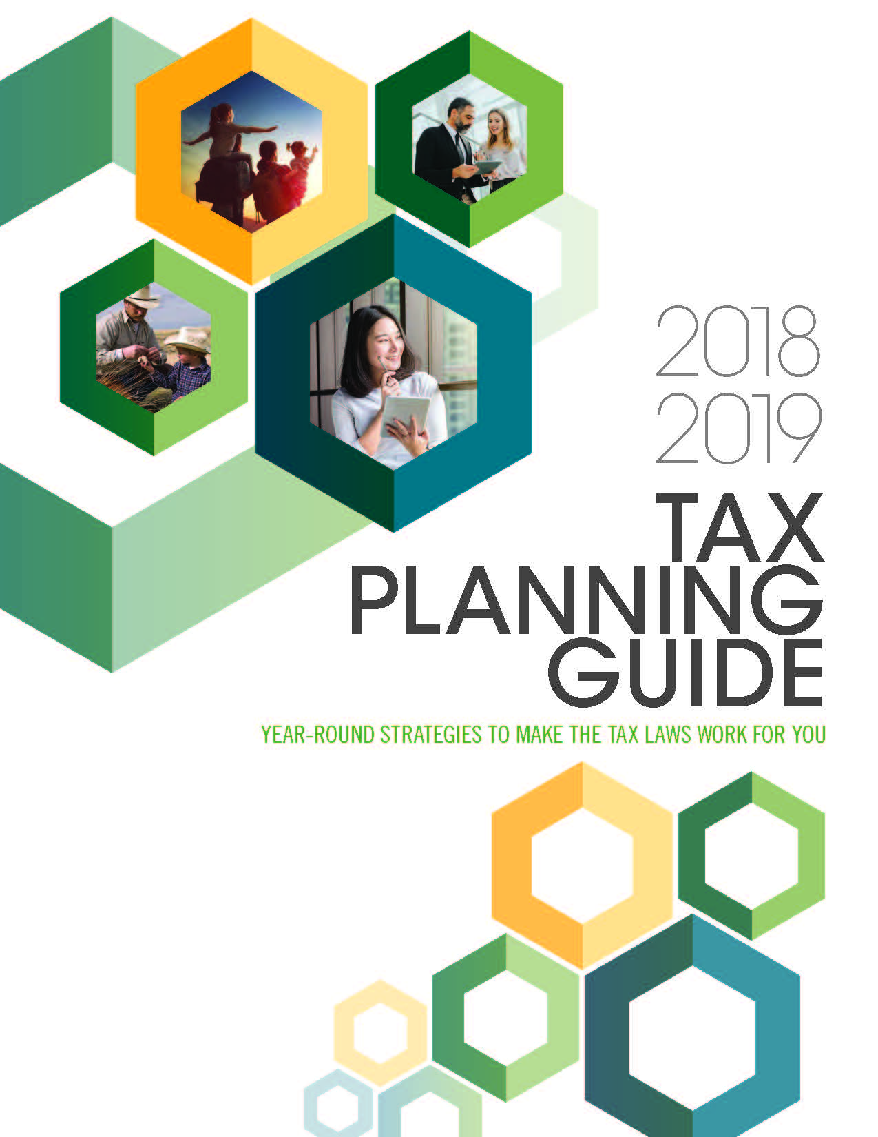 2018-2019 Tax Planning Guide