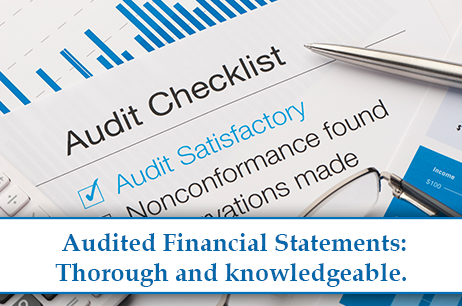 Audits, Reviews and Compilations