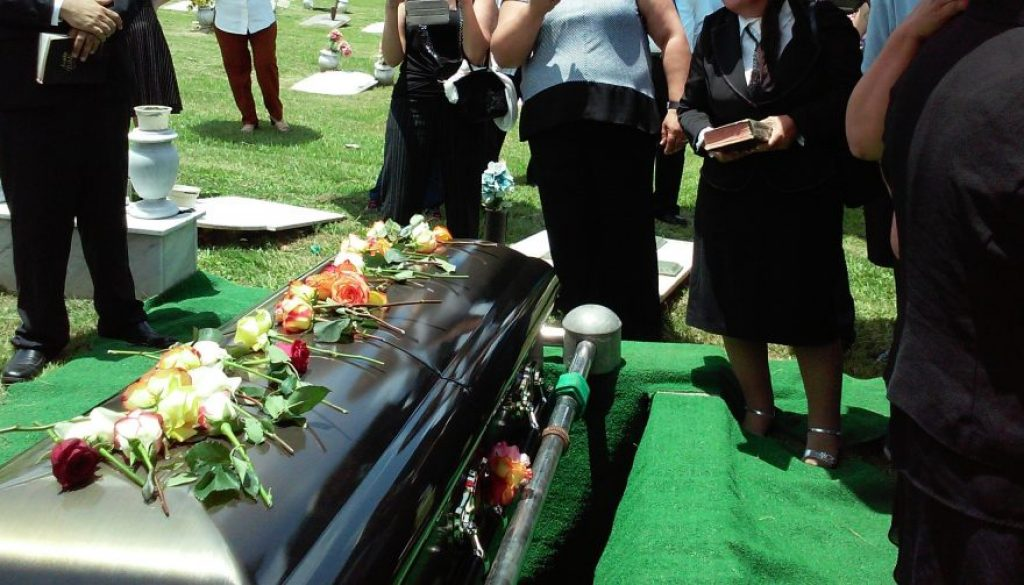 Watch Out For Funeral Scams